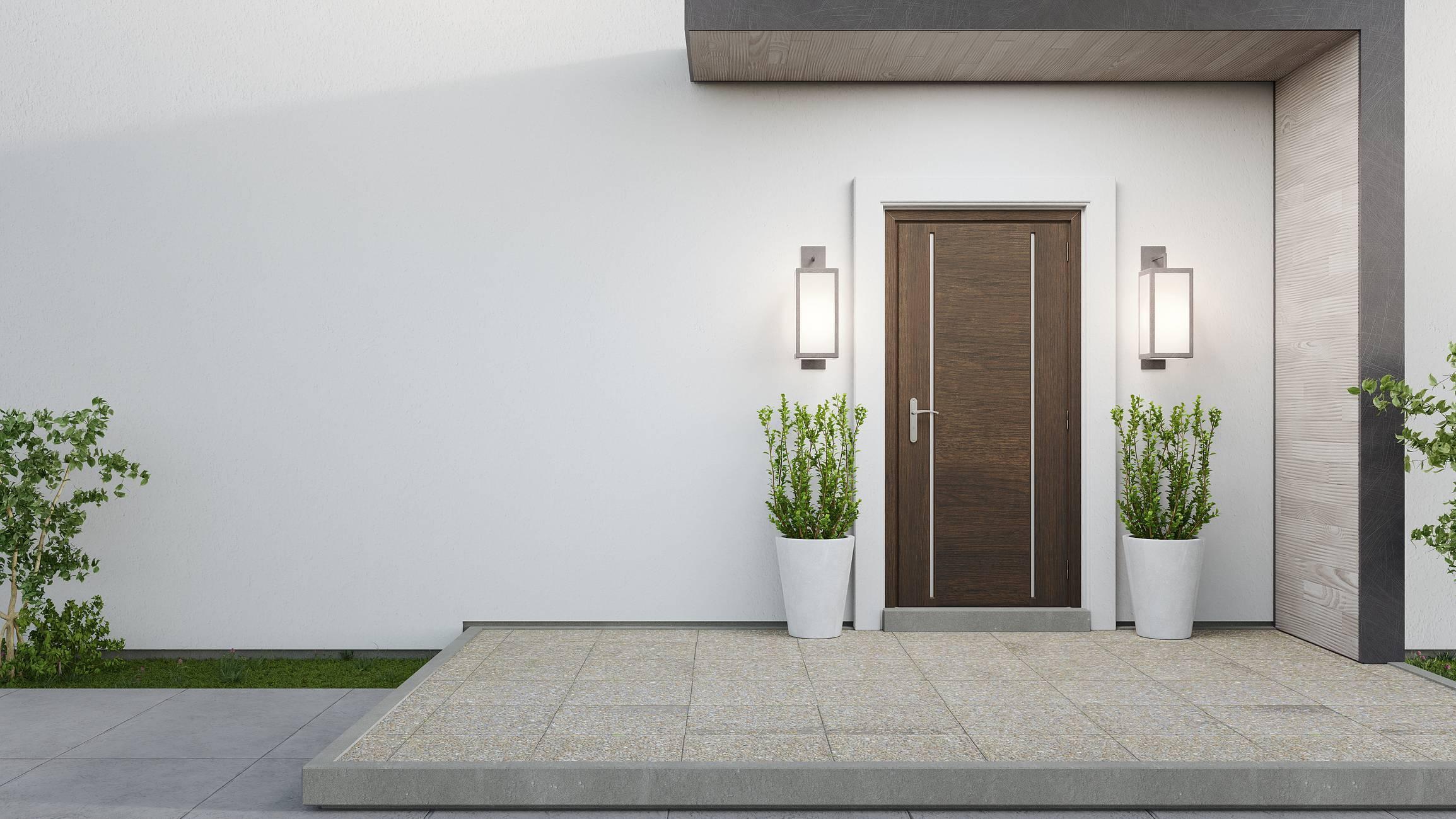 comment créer une entrée de maison accueillante